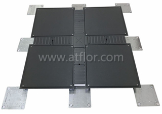 Excellent Lowest Trunking Bare Steel Raised Floor