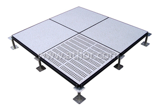 20% Ventilation Steel Air-flow Raised Floor
