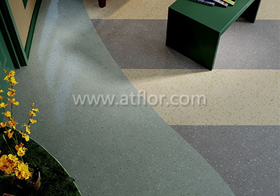 Homogeneous Anti-static PVC/Vinyl Sheet Flooring