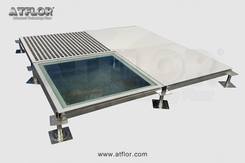 Transparent Glass Floor Specification